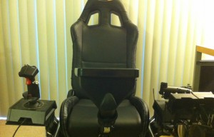 Playseats Flight Simulator Gaming Chair – A Review (Hardware)
