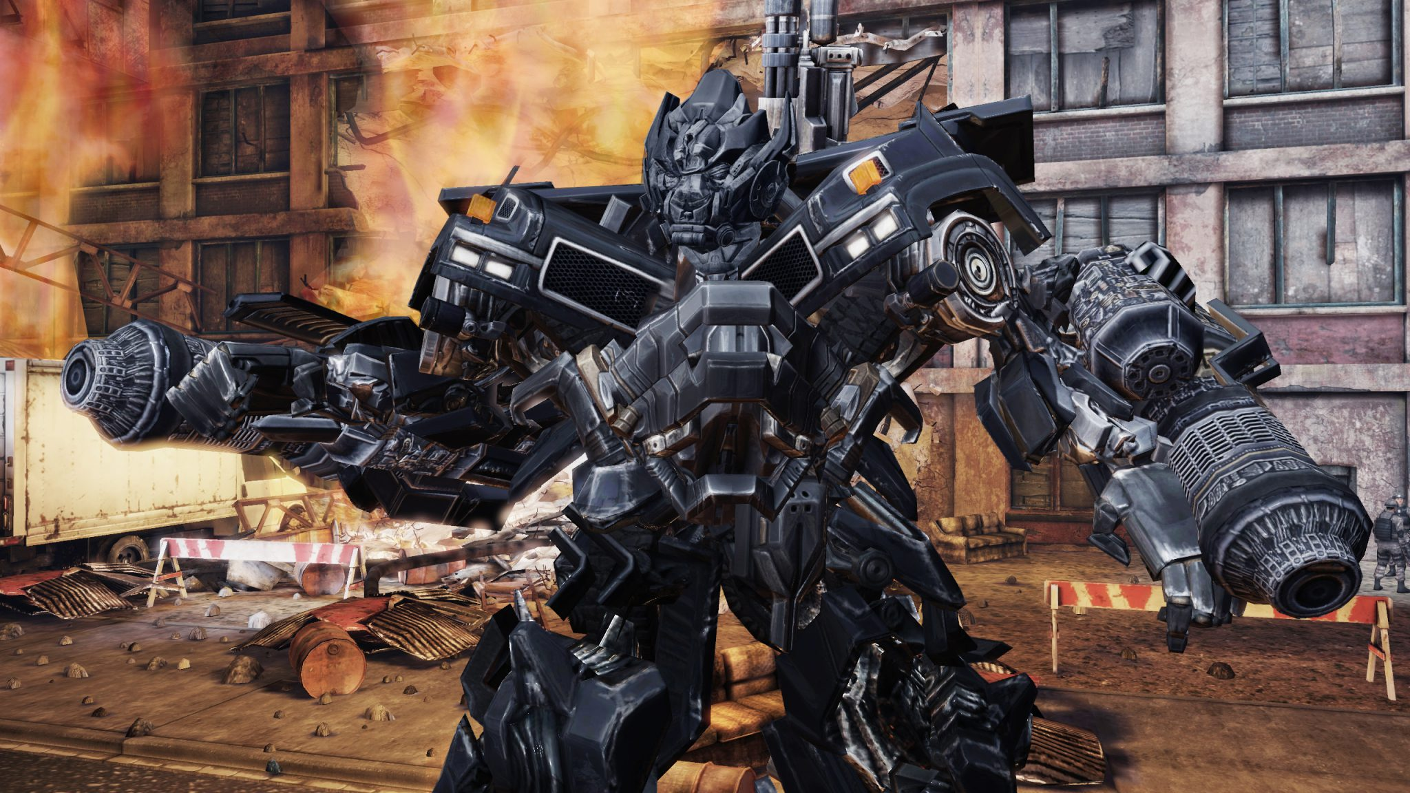 Transformers 3: Dark of the Moon - Chapter 2 (Part 1/2) - Ironhide ...