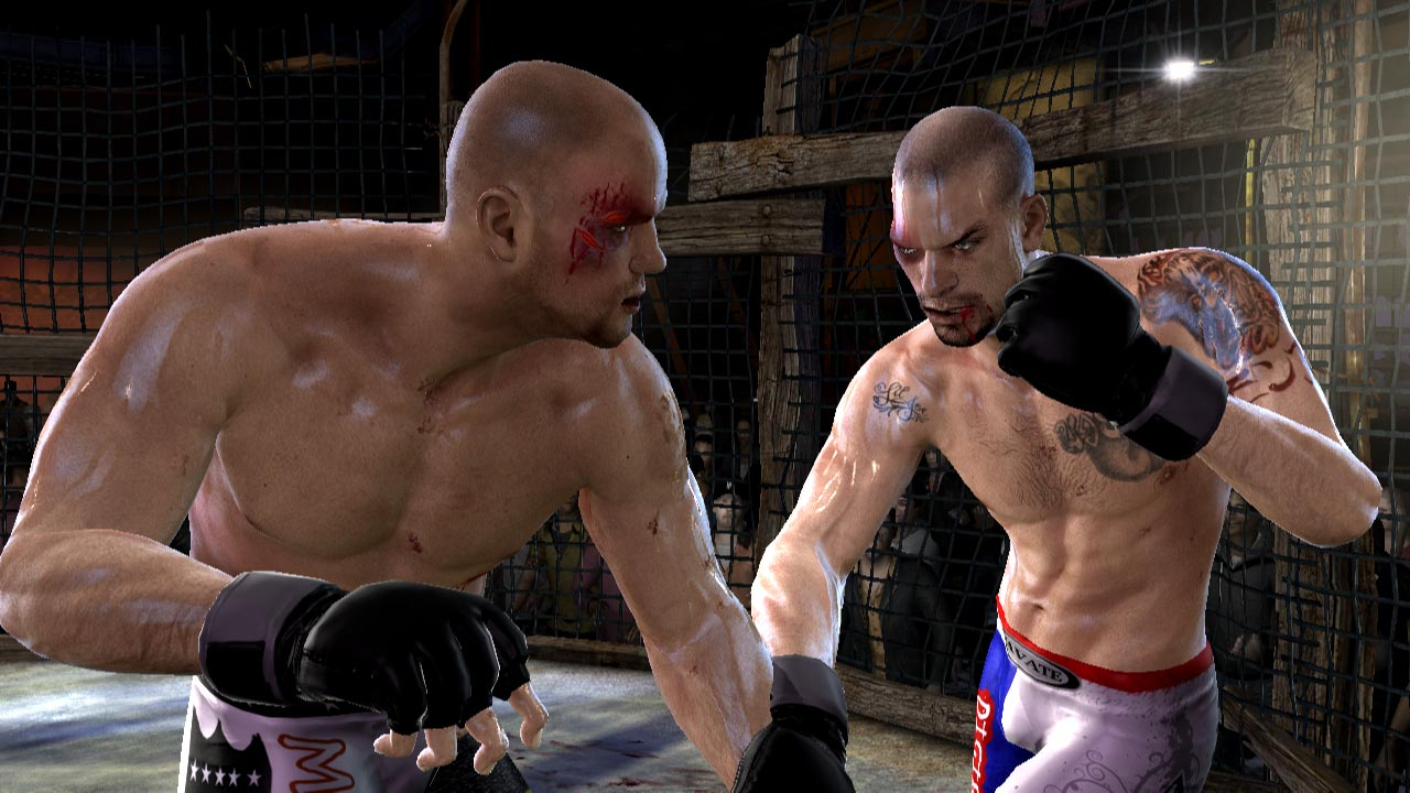 Supremacy MMA screenshot