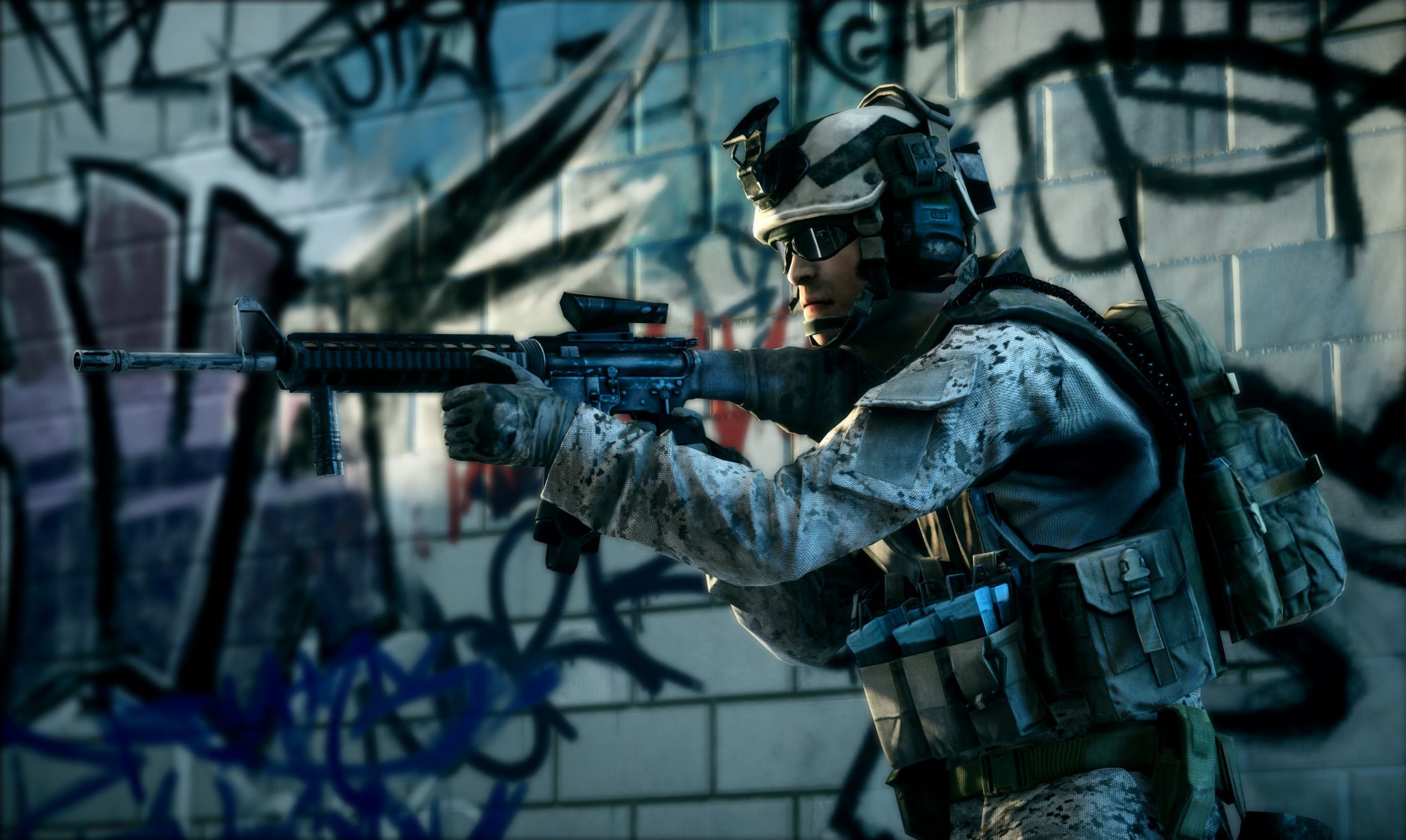 BF3 - MP - Operation Metro- Gamescom_02