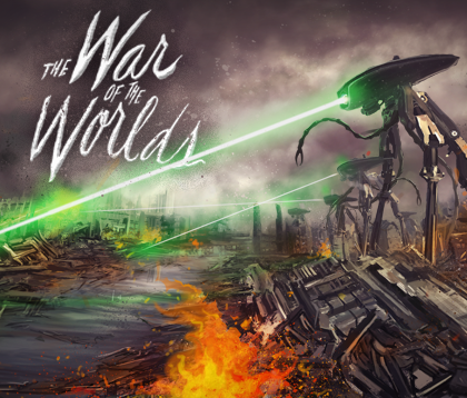 War of the Worlds game image