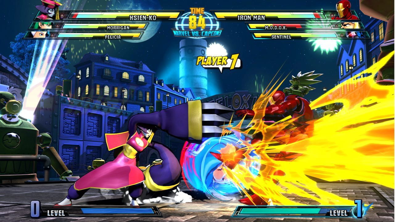 Ultimate marvel vs capcom 3 a review xbox 360