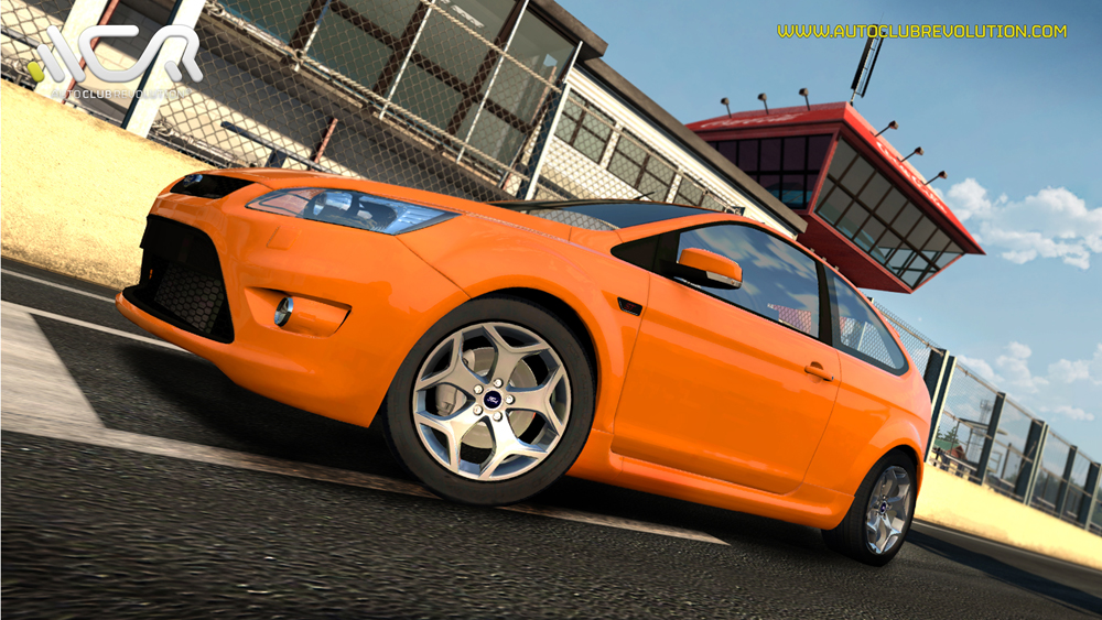 ACR - Ford Focus ST Screenshot