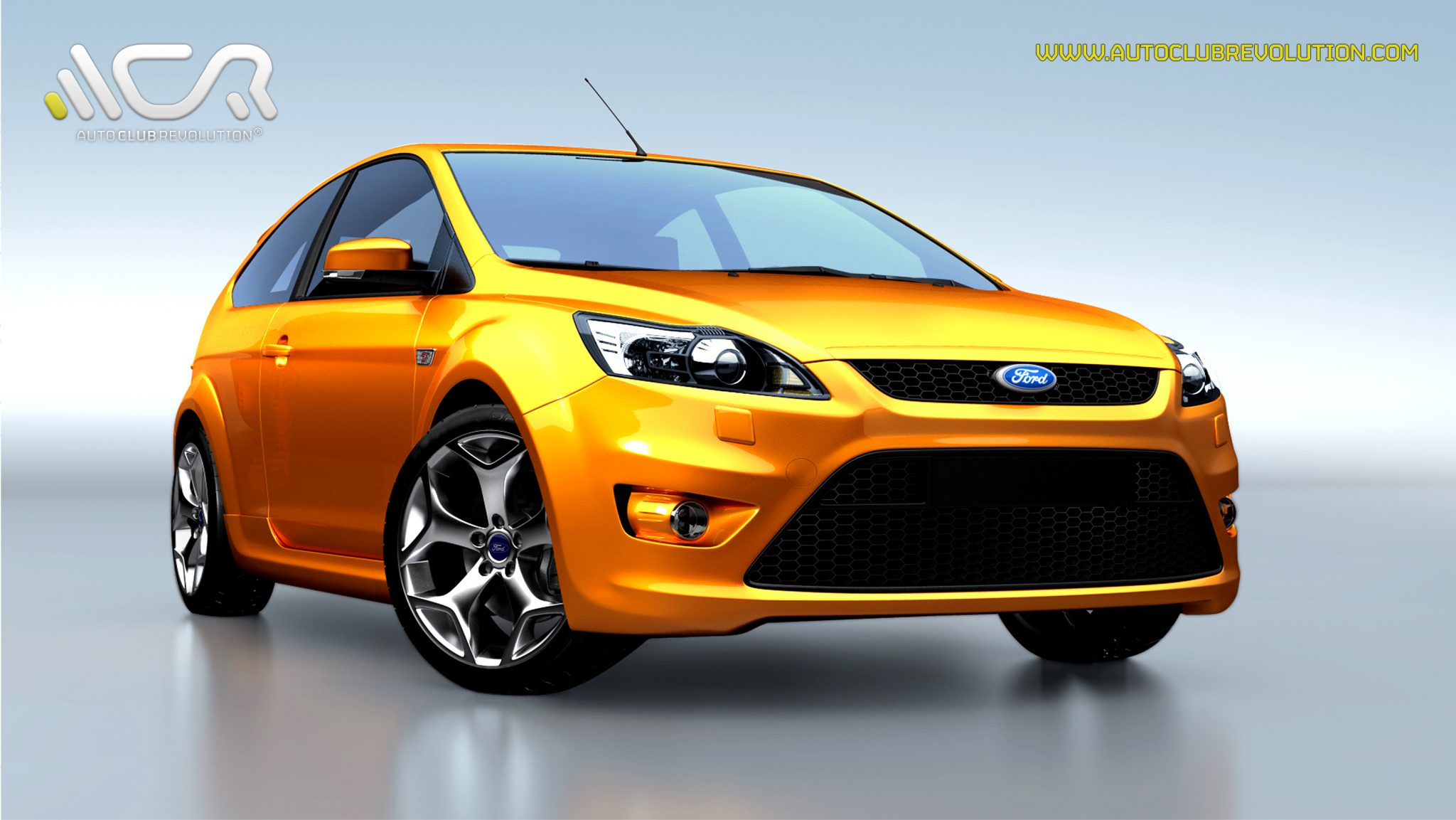 ACR - Ford Focus ST