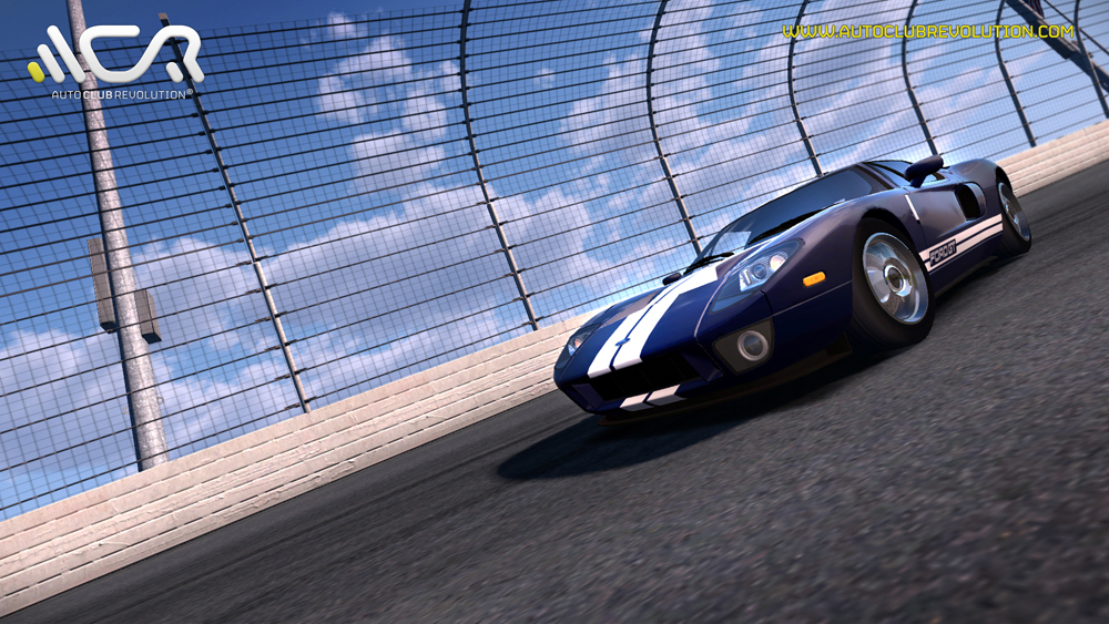 ACR - Ford GT Screenshot