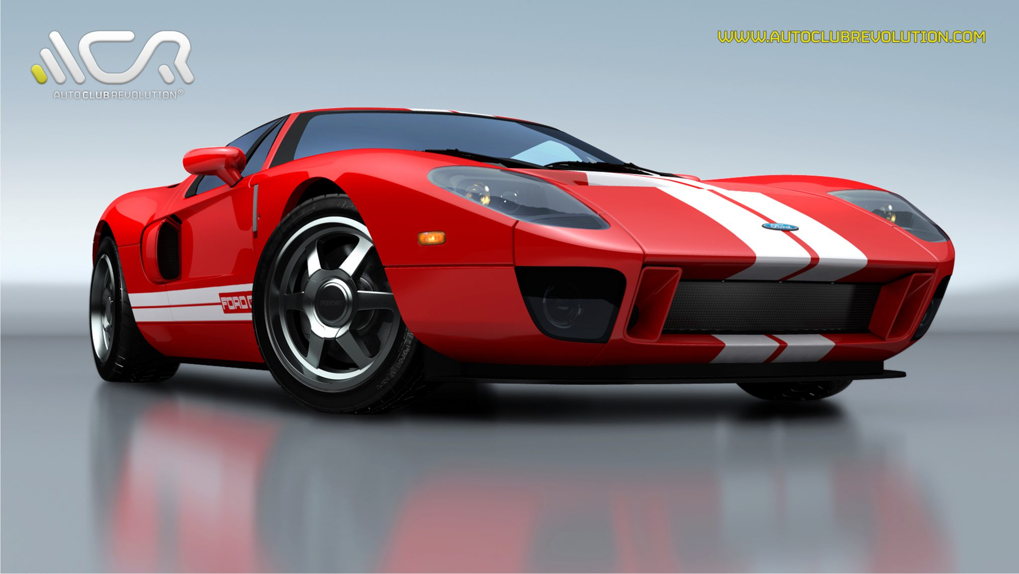 ACR - Ford GT
