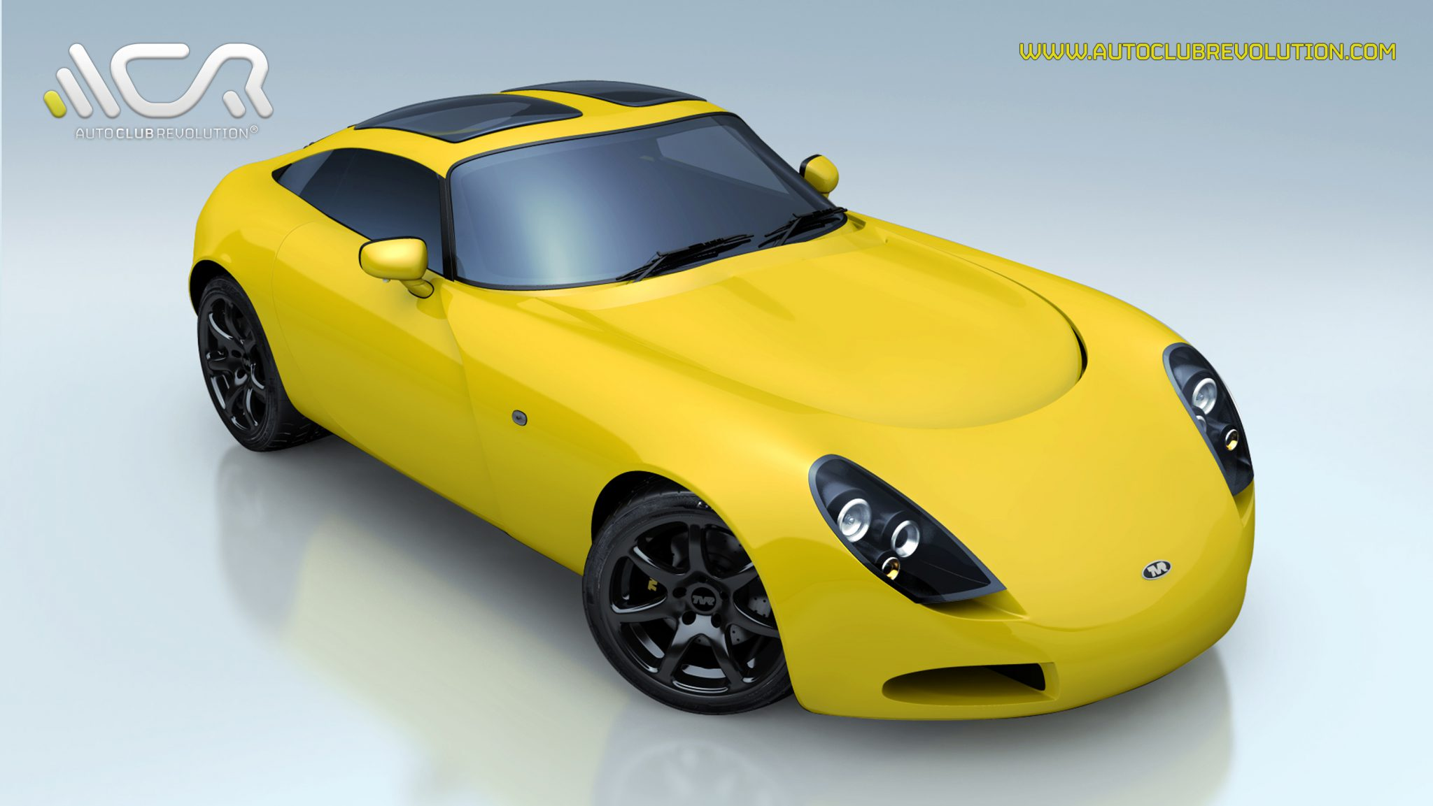 ACR - TVR T350T