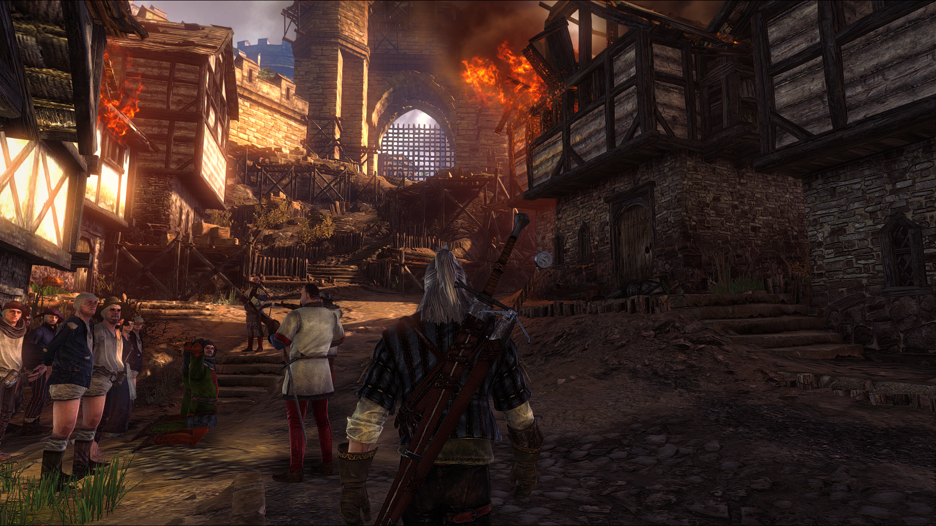 Interactive Entertainment and CD Projekt RED have confirmed today that The Witcher