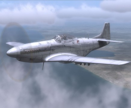 P-51 PRE ALPHA 3