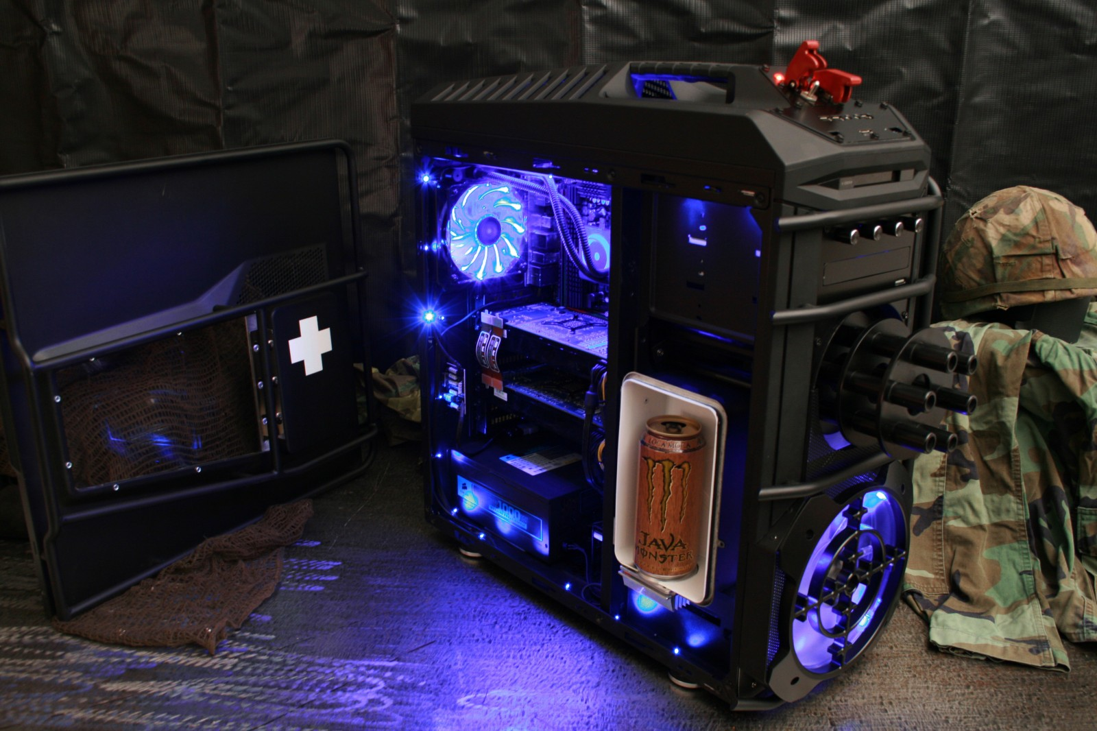 gaming the gamers case