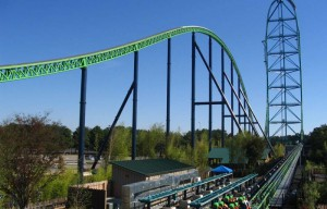 Six Flags Great Adventure Announces April Events
