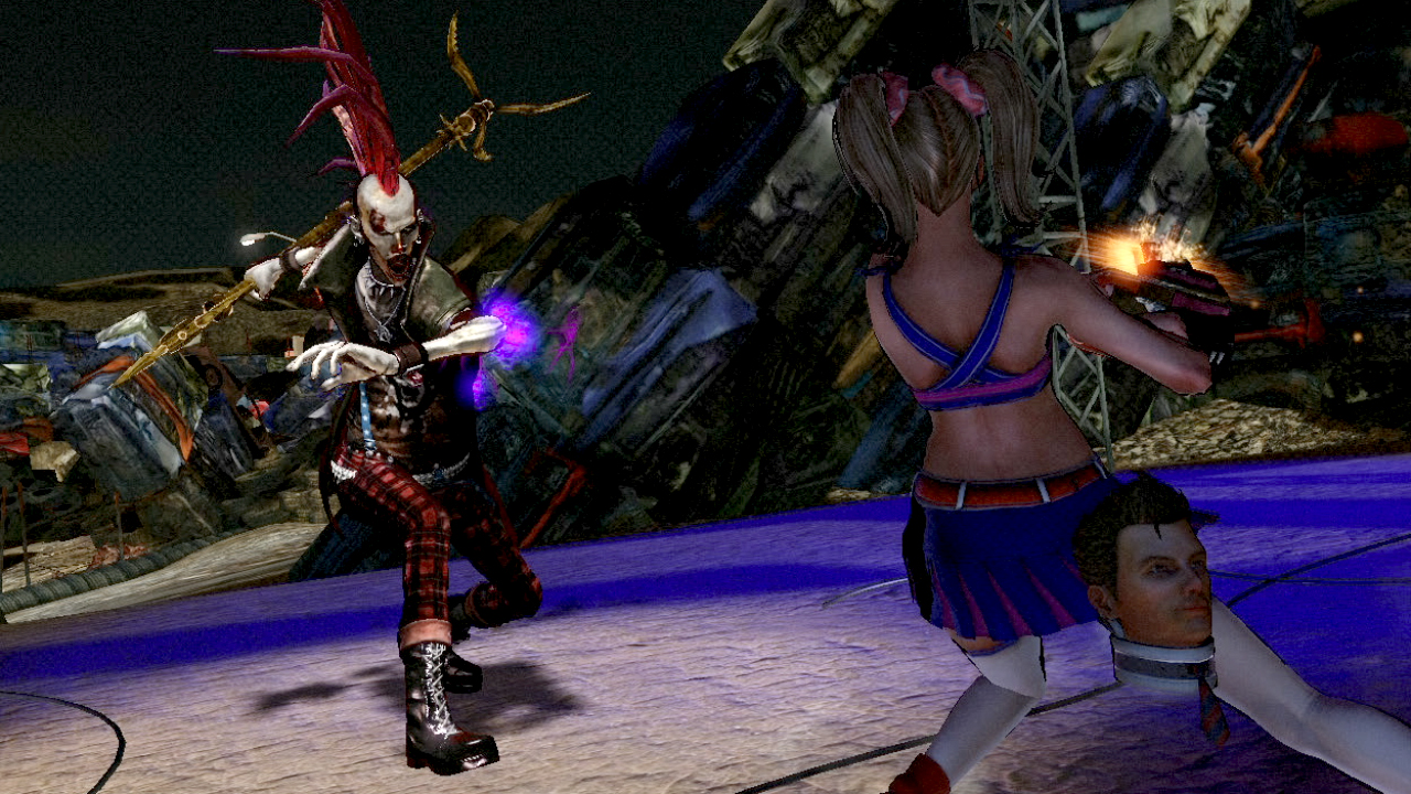 Lollipop chainsaw voice cast revealed gamingshogun lollipop chainsaw voice cast revealed voltagebd Image collections