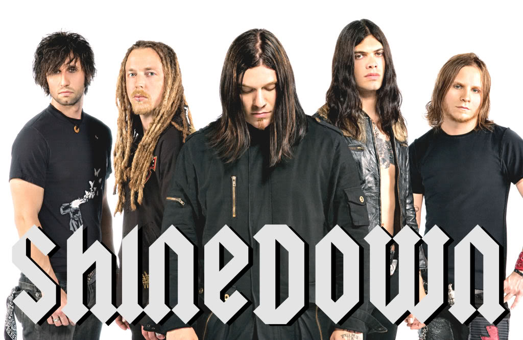 shinedown_white
