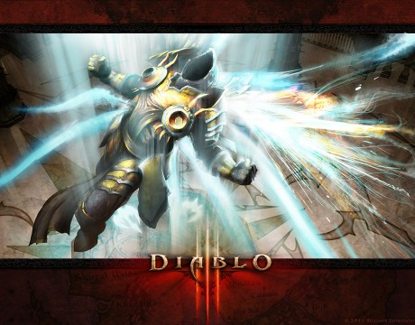 Diablo III Archangel