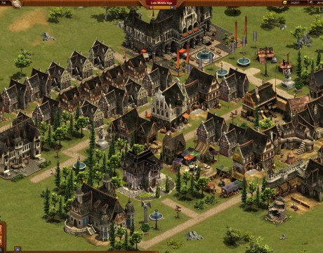 Forge of Empires -City-building 2