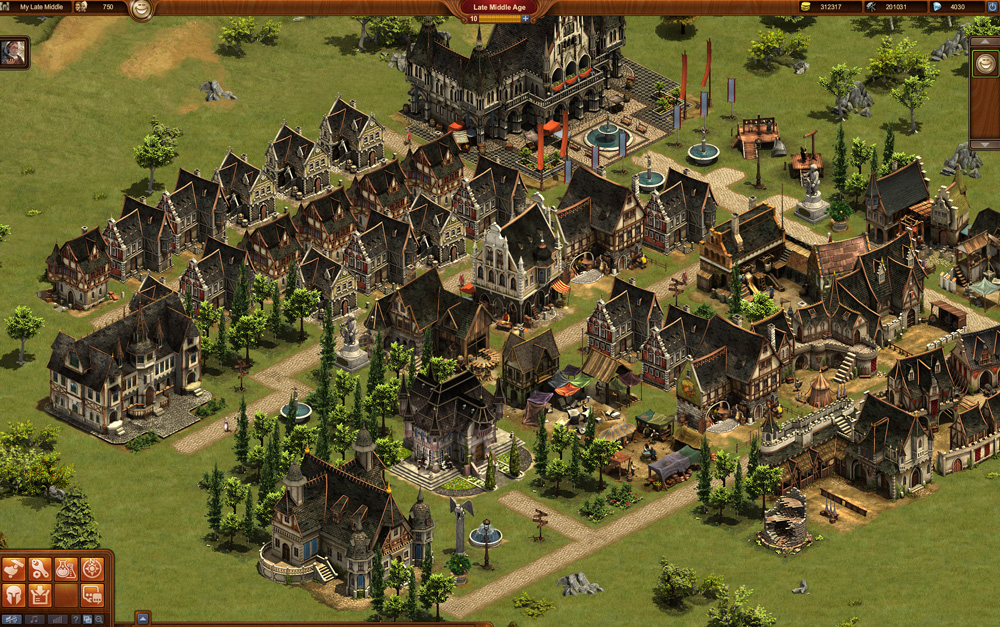 Forge of Empires Launches US Client | GamingShogun