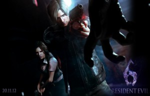 Resident Evil 6 SDCC Video Goodness Released
