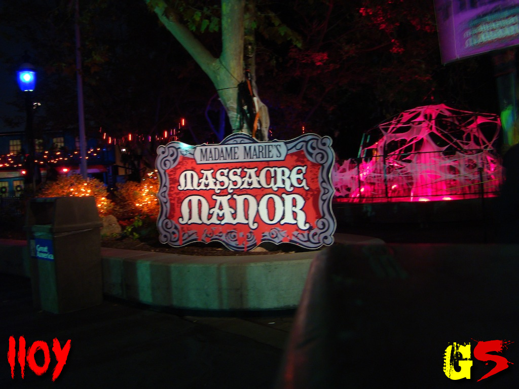 California's Great America Halloween Haunt Review