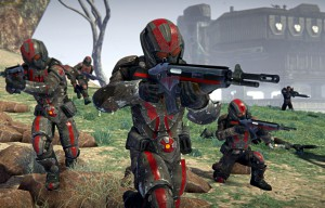 Planetside 2 Composer Receives Hollywood Media Award