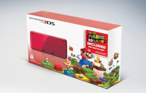 Nintendo Sets Black Friday on Fire with Flame Red Nintendo 3DS Bundle