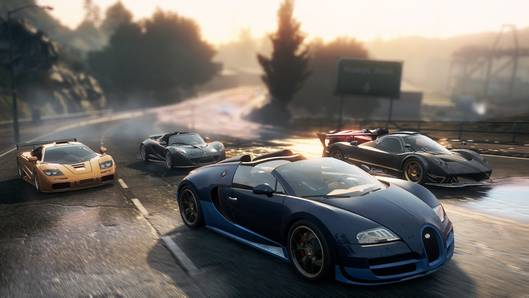 TheDevil: Need For Speed Most Wanted 2012 DLC