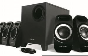 Creative Labs T6300 5.1 Speaker System Review