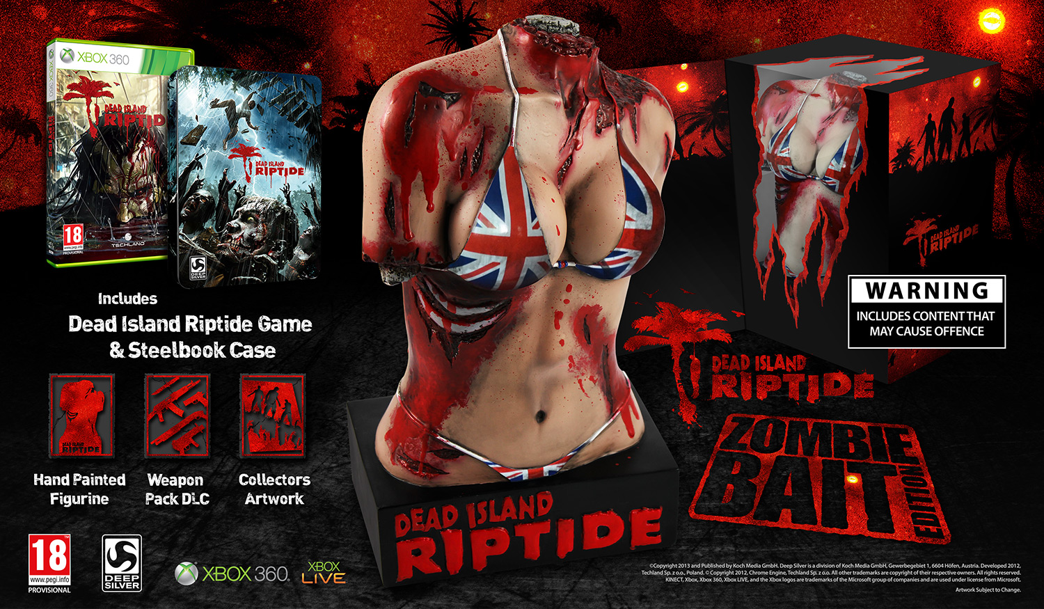 DeadIslandRiptide_ZombieBaitEdition