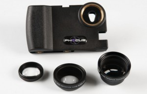 Phocus 3 Lens Bundle for iPhone 5 Review (Tech)