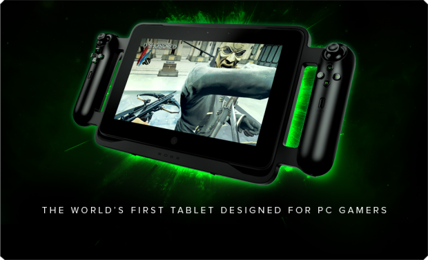 Razer Edge Pre-Orders Start March 1st