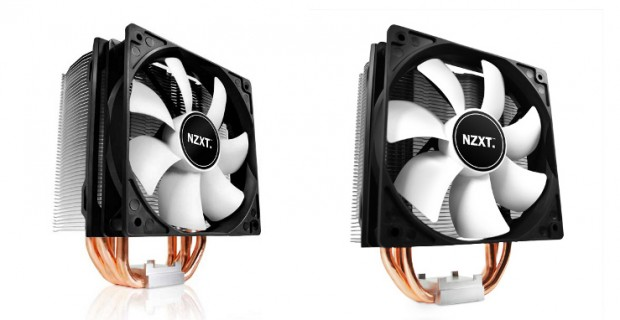 NZXT Respire T20 & T40 CPU Coolers Quick Review