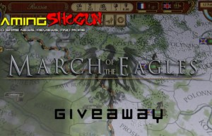 March of the Eagles Giveaway (PC) – Expired