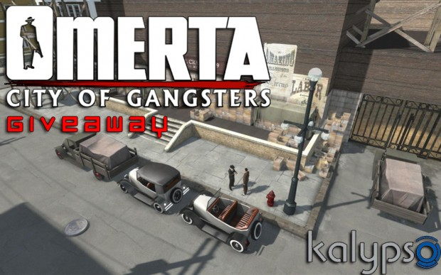 Omerta – City of Gangsters Giveaway (PC) – Expired