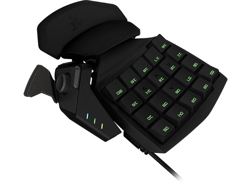 Razer Orbweaver Review (Peripheral) | GamingShogun