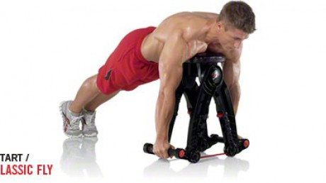 Gamer Fitness #2: Bowflex Uppercut