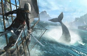 Assassin's Creed 4 Black Flag Comic-Con Panel
