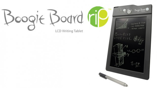 Boogie Board Rip LCD eWriter Review (Tech)