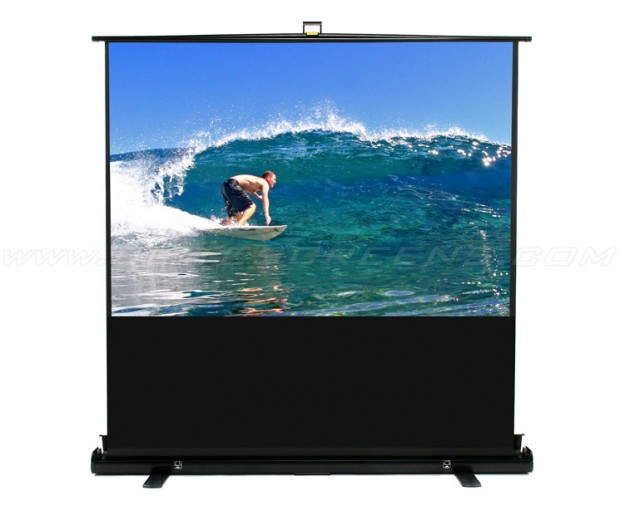 ezCinema Plus Projection Screen Review
