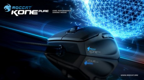 ROCCAT Kone Pure Gaming Mouse Giveaway – Expired