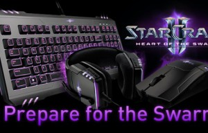 Razer StarCraft II: Heart Of The Swarm Peripherals Review