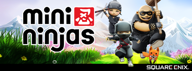 Mini Ninjas Mini Review (iOS)