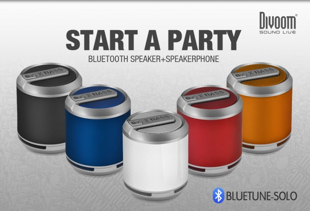 Bluetune-Solo Bluetooth Speaker Review