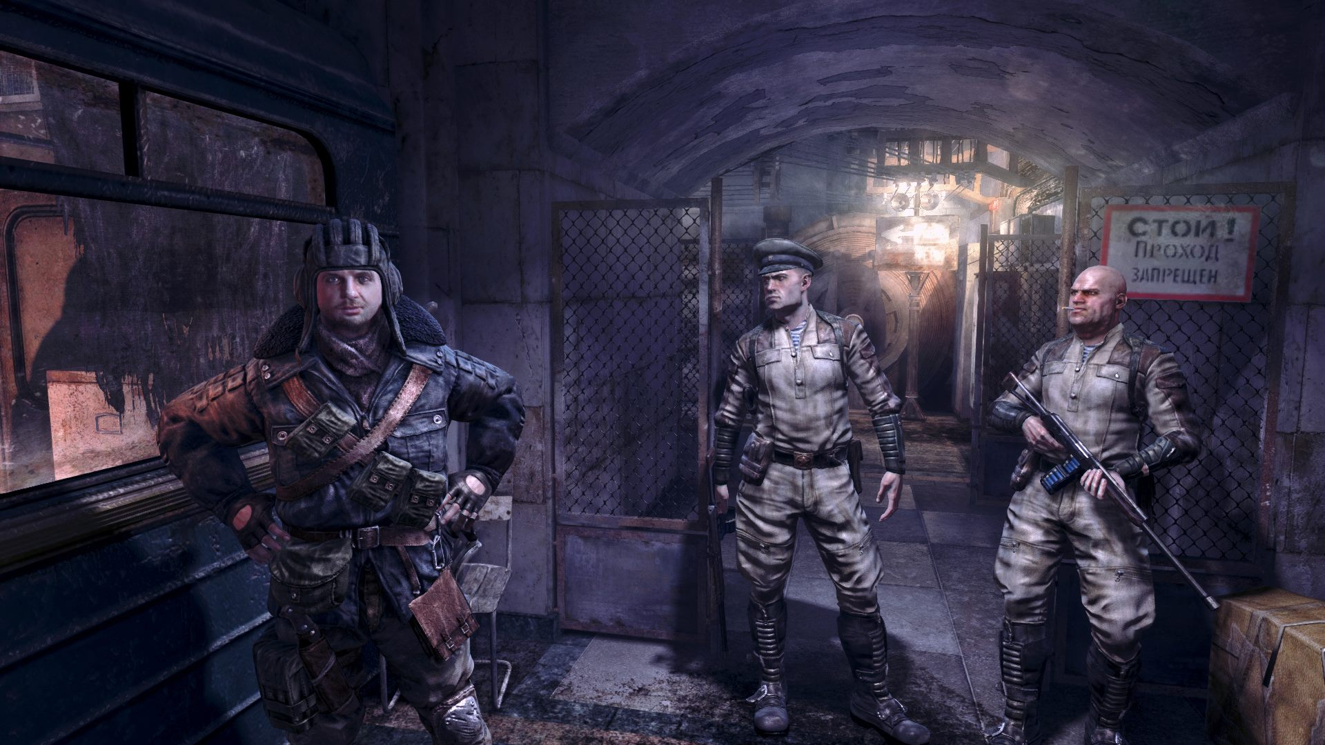 metro last light pc requirements revealed gamingshogun. Black Bedroom Furniture Sets. Home Design Ideas