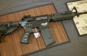 CAA M4 Carbine Airsoft Rifle Review (Airsoft)