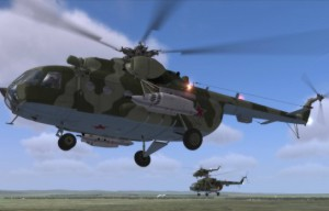 Mi-8MTV-2 Flight Sim Screenshots