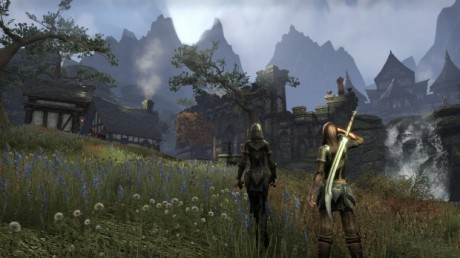 The Elder Scrolls Online Pre-E3 Hands-On