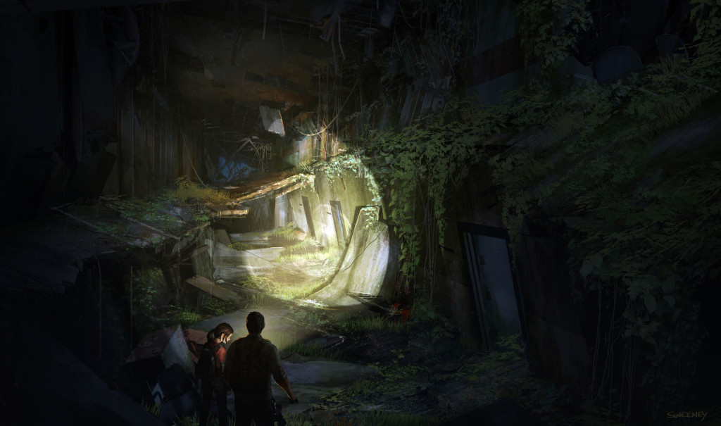 The-Last-of-Us-Screens-Concept-Art-showcase-Joel-Ellie-and-the-Infected-24-1024x605