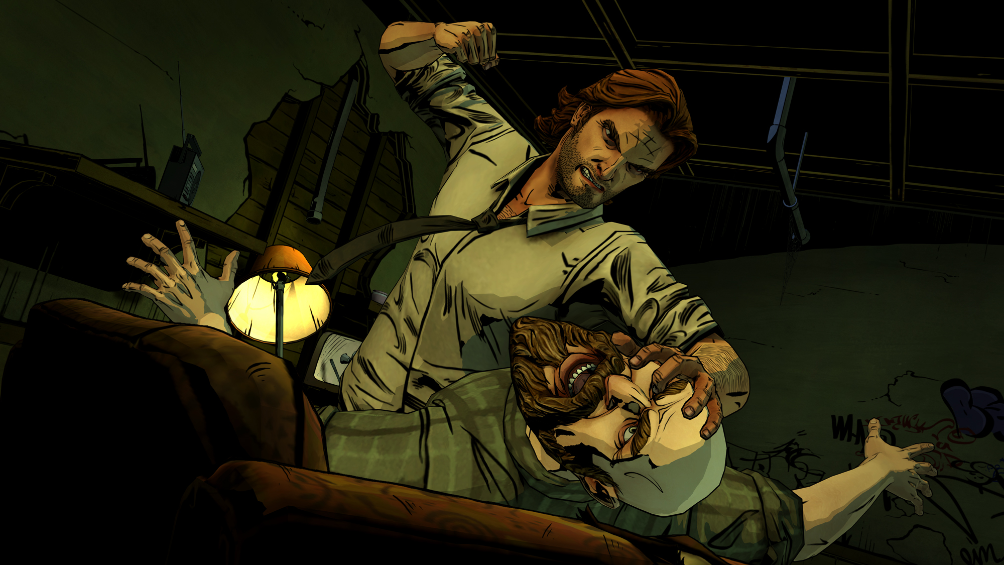 the wolf among us screenshots gamingshogun. Black Bedroom Furniture Sets. Home Design Ideas
