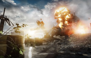 Battlefield 4 Announced for Xbox One and PS4