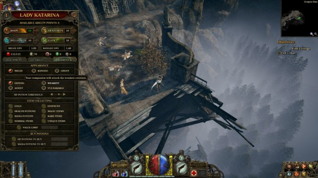 The Incredible Adventures of Van Helsing (PC)