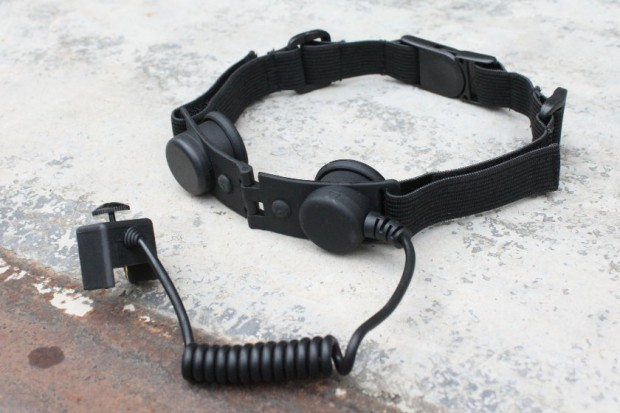 ztactical Z045 Throat Mic Adapter